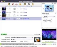 Xilisoft AVI a DVD Convertidor Mac