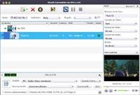 Convertidor de DVD a AVI  Mac