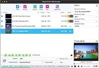 Xilisoft HEVC/H.265 Convertidor para Mac